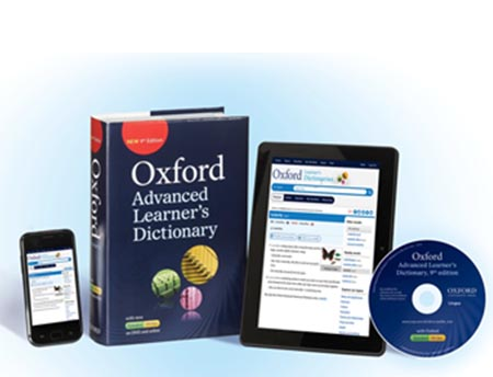 how to use oxford advanced learner dictionary