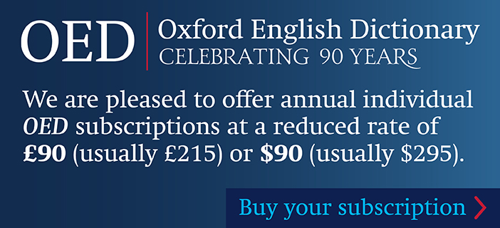 The Oxford English Dictionary | Oxford Dictionaries