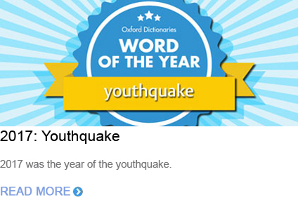 Word of the Year 2017 youthquake